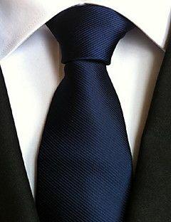 Bărbați Cravată Bărbați Vintage / Draguț / Petrecere / Birou / Casual Poliester