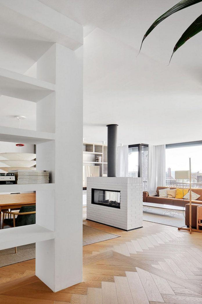 Stunning Apartment Designed By Conti. Cert Arquitectos In Barcelona    CAANdesign | Architecture And Home
