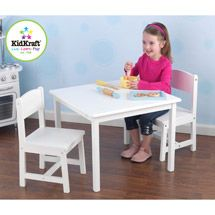 Best Kids Table And Chairs Images On Pinterest Kid Table - Walmart kids table and chair set