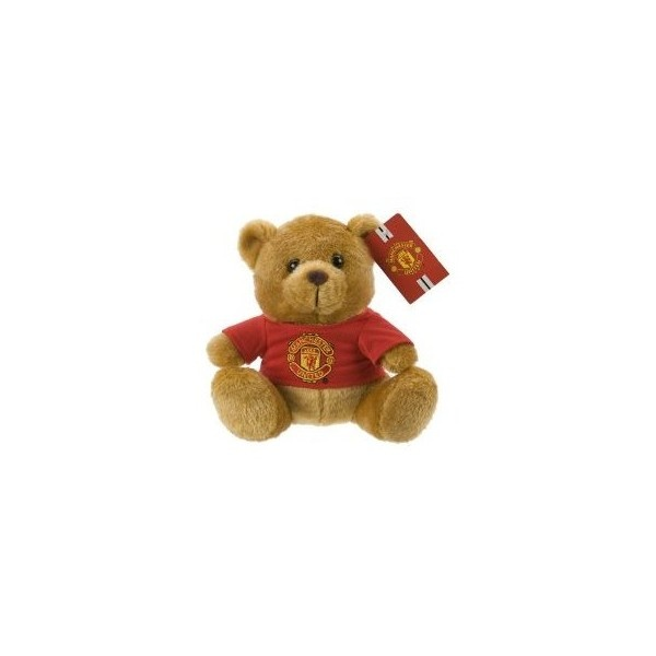 Manchester United Teddy Bear (Official Man Utd Merchandise with... ❤ liked on Polyvore: United Teddy, Teddy Bears, Bear Official, Man Utd, Official Man, Utd Merchandise, Polyvore, Manchester United