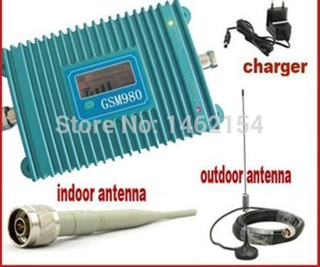 Усилитель сигнала для мобильных телефонов OEM GSM 900 GSM980, GSM , + GSM 980  — 4847 руб. —