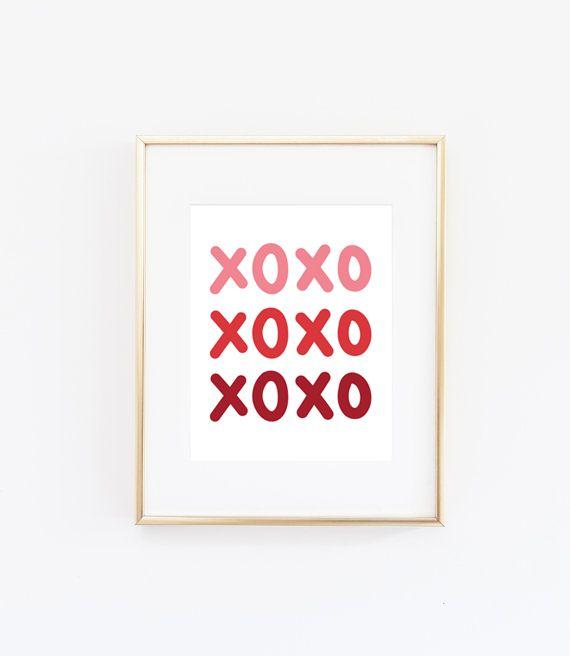 Free Valentine's Day Prints | Valentine's Day Decorations