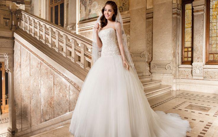 Demetrios Wedding Gowns: 17 Best Images About ILISSA On Pinterest