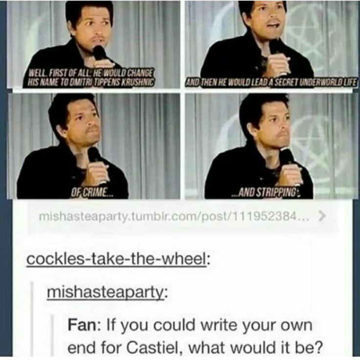 For those unaware, Misha's real name is Dimitri Tippens Krushnic.
