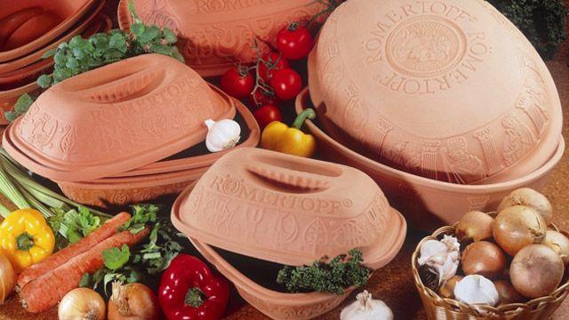 Küchengeräte: Die größten Römertopf-Fehler