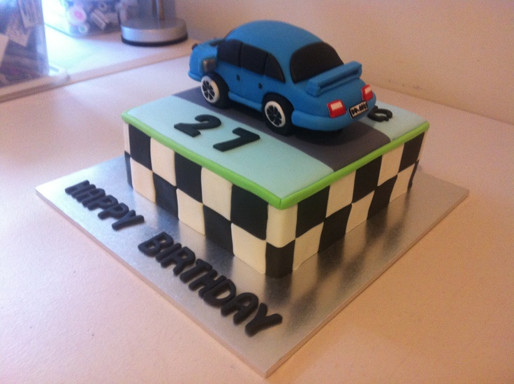 D Car Cake Images
