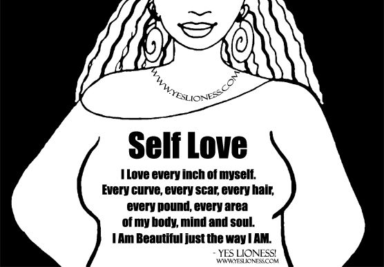 how to love yourself completely
