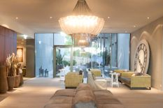 The Seerose Resort & Spa, Switzerland  A majestic 'Flower of Life' Chandelier in the Seerose Hotel in Switzerland. In Smoke chain. #willowlamp #bespokelighting #chandelier #interior #lighting #interiors #inspiredinteriors #lightingdesign #customlighting #chandelier #interiordesign #interiordecor #interiorstyle #interiorlovers #interior4all #interior4u #interiordecorating #interiorstylings #interiorarchitecture #interiores #interiorandhome #interiorforinspo #deco #homedesign #homestyle