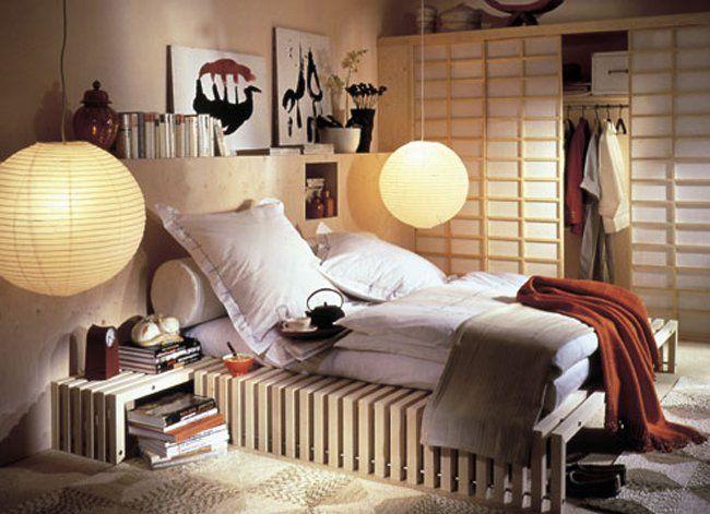 Costruire un letto in stile giapponese, questo letto fai da te dal design essenziale è pensato per riposare sano; la struttura risulta leggera