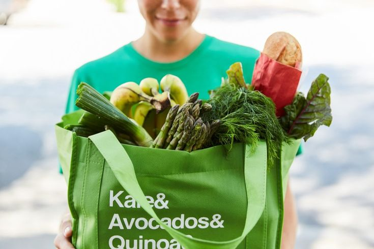 Have you ever wondered what it would be like to order groceries through a service like Peapod, Instacart, or Amazon Fresh? Whether you saved money or not,