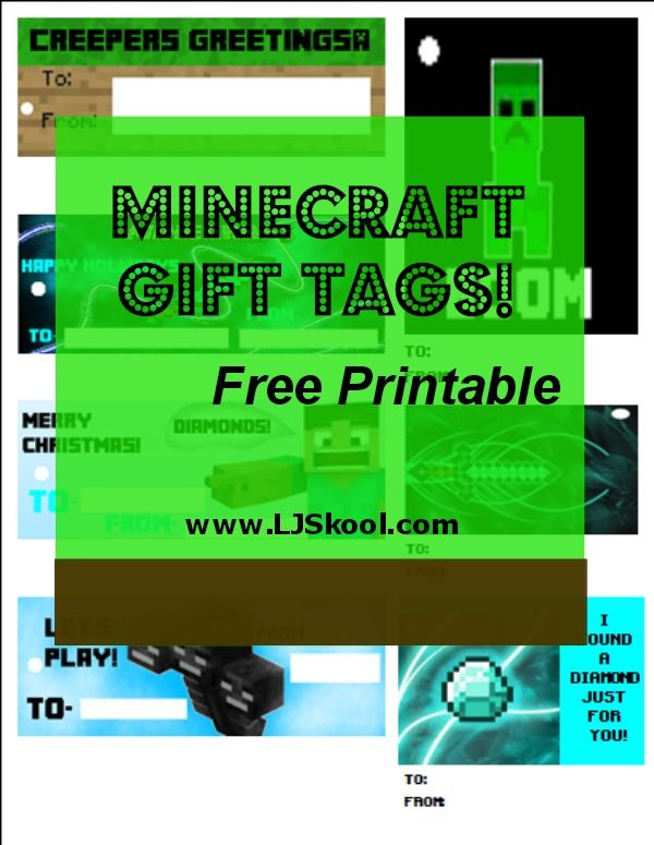 how to make tags minecraft
