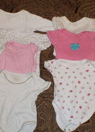 Kup mój przedmiot na #vintedpl http://www.vinted.pl/odziez-dziecieca/dla-niemowlakow-dziewczynki/11881124-zestaw-body-dziewczynka-0-3miesiace-6x-body-z-krotkim-1x-body-z-dlugim-rekawem