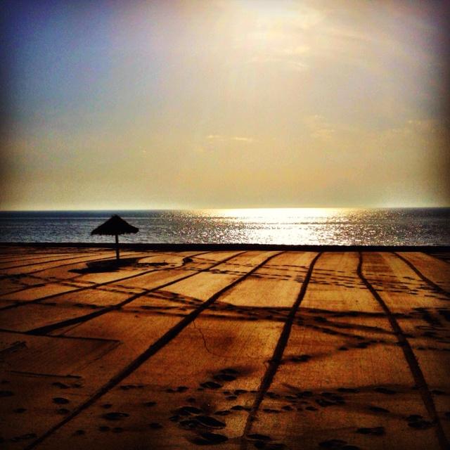 Sand, sea and Sun