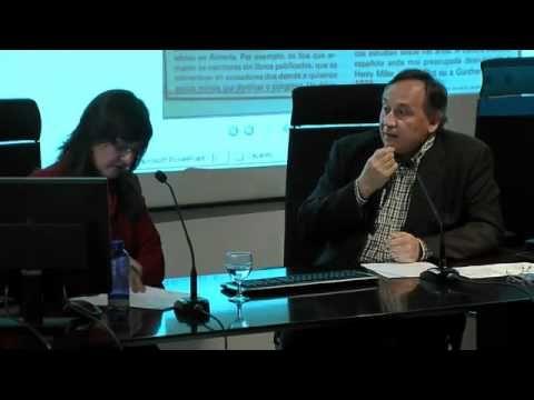 """Conferencia: """"Una década sin Carlos Casares: narrador, traductor y(...)"""" https://www.youtube.com/watch?v=_ihbEmur_Nw"""