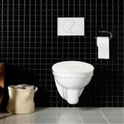 Vägghängd toalett    Klicka här för att gå till Vägghängd Toalettstol Hafa Wall Komplett