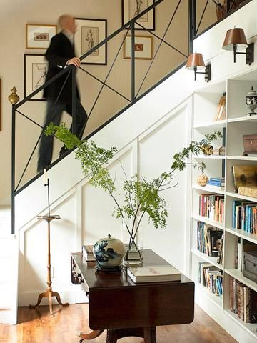 168 best images about making an entrance with antiques ~ stairways ...