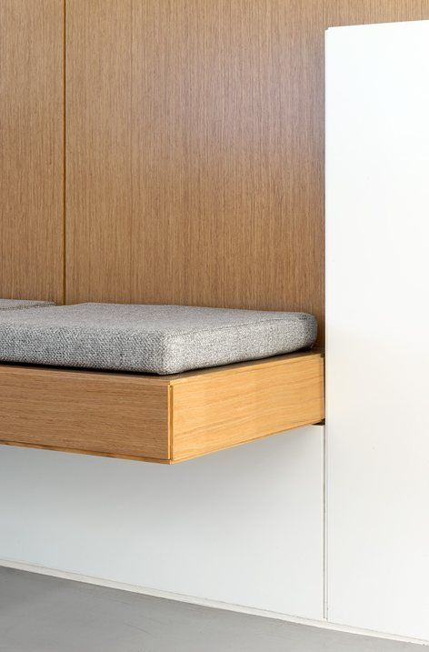 Medical Eye Care Clinic, Valencia, 2013 - Sanahuja & Partners | Detail Wood Interior Design