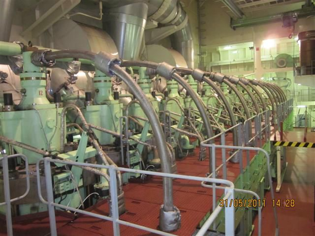 10 Ways to Ensure Safe Slow Steaming Operation of Old Marine Propulsion Engines