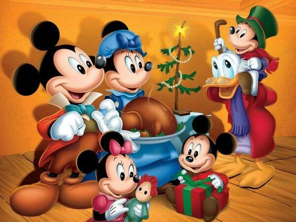 Disney merry Christmas
