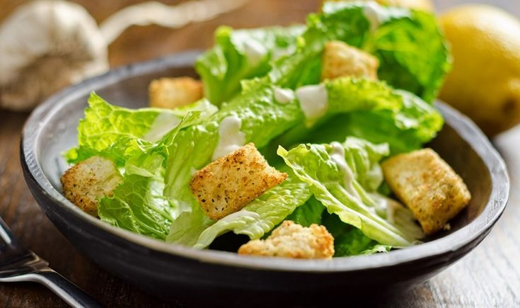 ΣΑΛΑΤΑ ΤΟΥ ΚΑΙΣΑΡΑ (Caesar Salad)