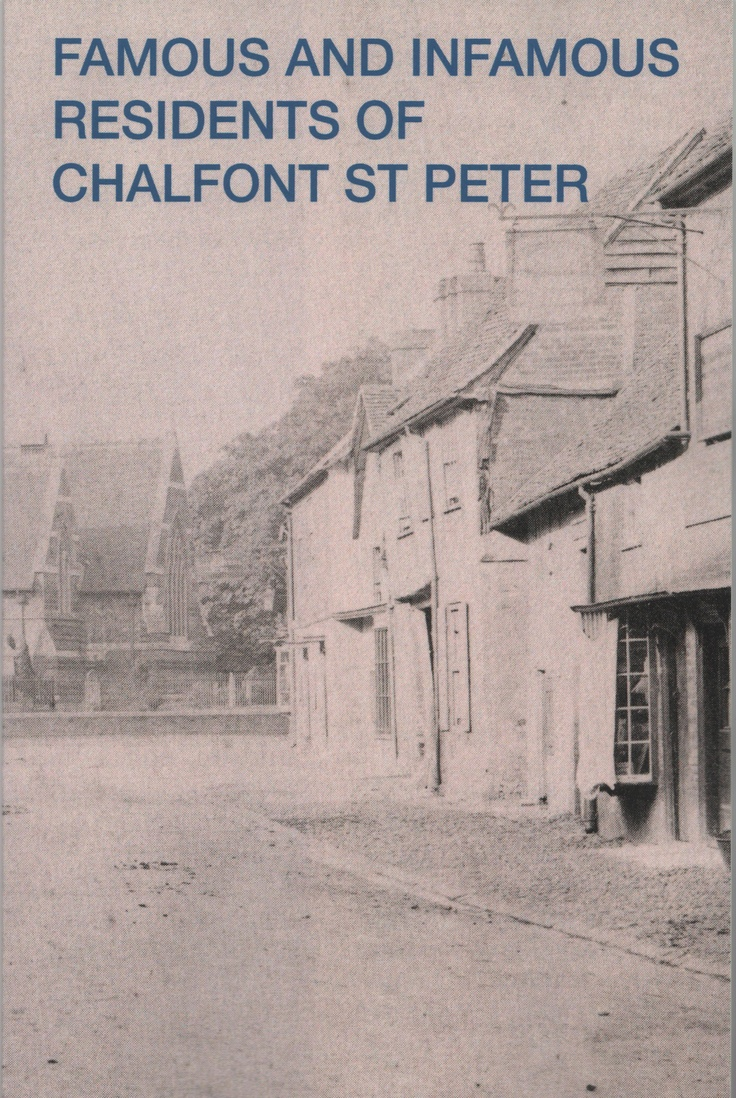 Since ancient times, the beautiful village of Chalfont St Peter, in the picturesque Misbourne Valley, has attracted people to settle.  A surprising number of its residents have been famous and a few have been infamous.  This popular little local history book is only available via The Chalfont Bookshop, where is it currently outselling 'Fifty Shades of Grey', or from the author.