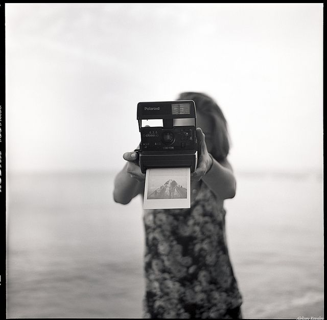 bY АЛЕКСЕЙ КОВАЛЕВ: Polaroid Pictures, Photo Graphi, Capture Moments, Art Photography, Polaroid Camera, Accessories, Pictures Perfect, Camera Photography, Http Findgoodstoday Com Camera