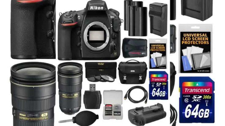 Nikon D810 Digital SLR Camera review