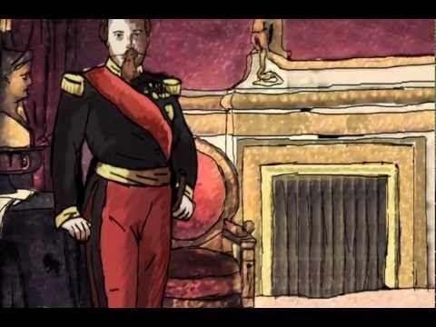 Batalla del 5 de Mayo (animación)