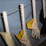 VERY easy hands - disposable gloves, witches fingers, pvc, expandable foam.  Line them up and crank them out! Do You Need A Hand? Creating Awesome Monster Hands for Your Halloween Prop | Halloween Alliance