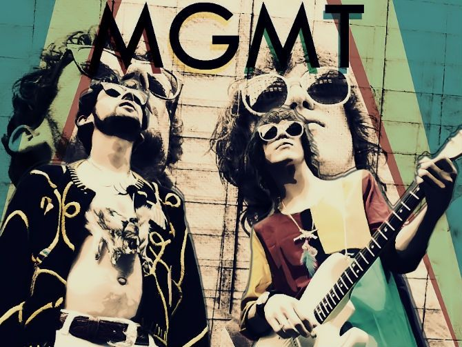 MGMT :)