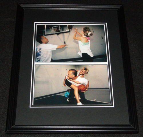 Cal Ripken & Wife Kelly Ripken Playing Basketball Framed 8x10 Poster Photo B for USD34.99 #Basketball  Like the Cal Ripken & Wife Kelly Ripken Playing Basketball Framed 8x10 Poster Photo B? Get it at USD34.99!