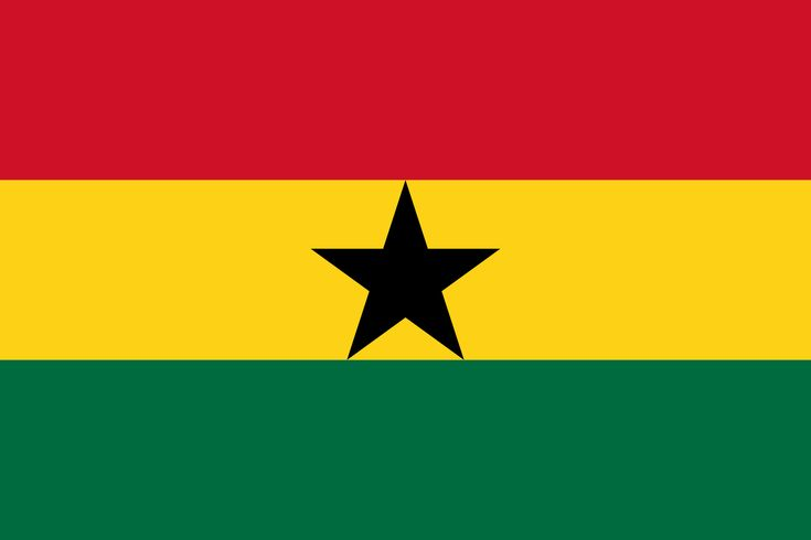 Flag of Ghana - Wikipedia, the free encyclopedia