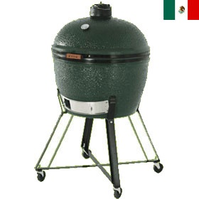 Big Green Egg - Extra Large   The Big Green Egg dealer agreement does not allow retailers to post prices on their web sites.   Prices are available in our showroom, by telephone or by e- mail.     The Big Green Egg is the most unique barbeque product on the market with more smoker and grill capabilities than all other conventional cookers combined. The Extra Large EGG is big enough to satisfy the largest family's outdoor cooking requirements, to enhance barbecue entertaining.