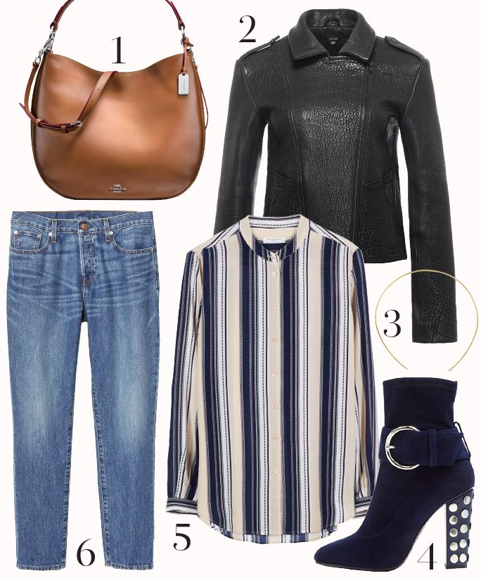 The Perfect Casual Friday Outfit That You Can Wear to Work and Drinks from…
