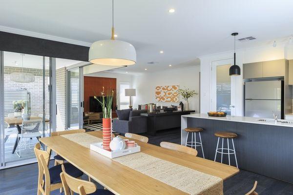 #interiordesign #dining #kitchen #living