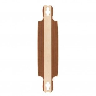 Devil Old Style #wood #handmade #longboard #freeride by www.brukoboards.com