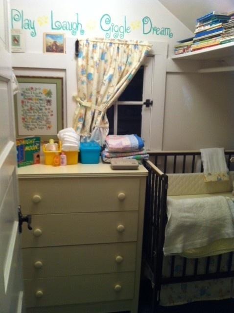 Closet Nursery Kids And Baby Pinterest Walk In