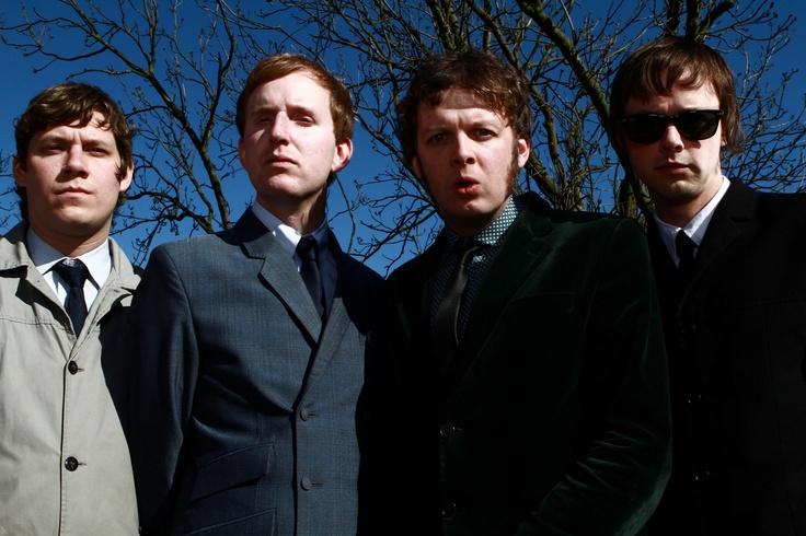 The Kik! Great band from Rotterdam. Seen at Luxorlive, Arnhem 2012