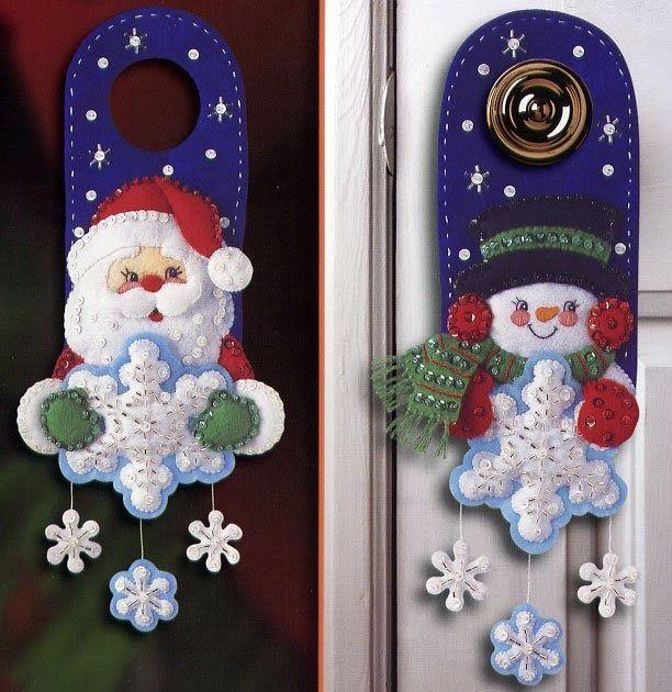Oi Meninas(os) Bom Dia!!!!! Achei na NET esses enfeites de porta, adorei!!!!! Espero que gostem!!!! Beijinhos^_^