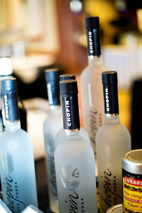 Cheers Liquor Mart brought Chopin Vodka to be enjoyed at the #IndulgenceFestival  Event produced by #RedEnergyPR Photo courtesy of Jessica Newman Photography