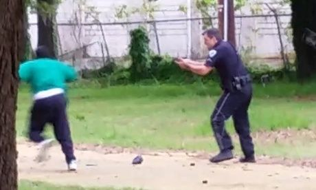 Michael Slager fired from South Carolina police force after killing of Walter Scott | US news | The Guardian