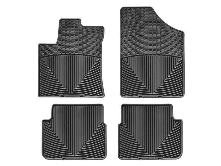 2010 Toyota Corolla   All-Weather Car Mats - All Season flexible rubber floor mats   WeatherTech.com