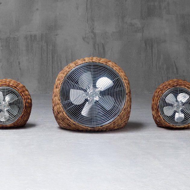 Wicker Basket Wind by Gervasoni