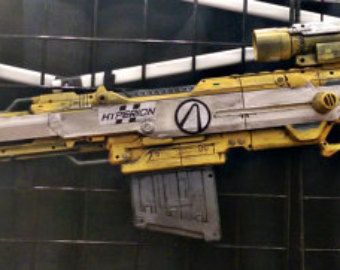 Borderlands inspired Nerf Retaliator with by GunsInSpace on Etsy