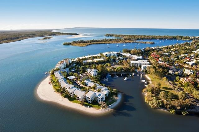 Noosa heads, Sunshine Coast.  Australia