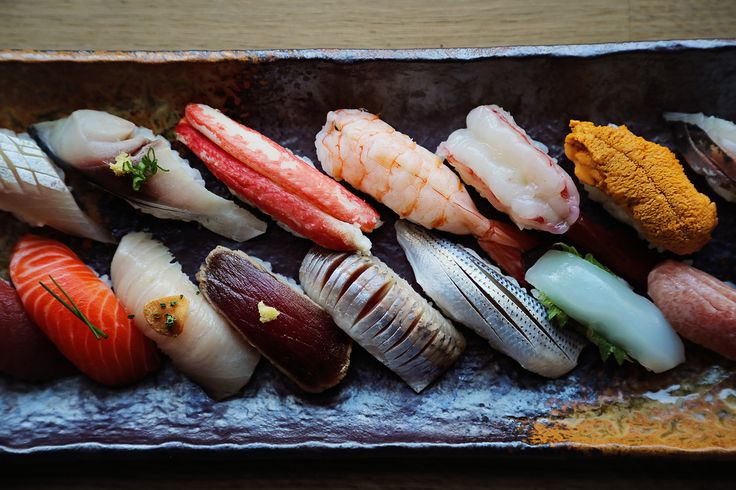 From big names in L.A. to hidden treasures in Minnesota, these are the best sushi restaurants in the U.S. for a la carte rolls and sashimi and amazing omakase