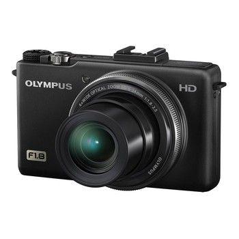 Aparat foto Compact Olympus XZ-1 Black