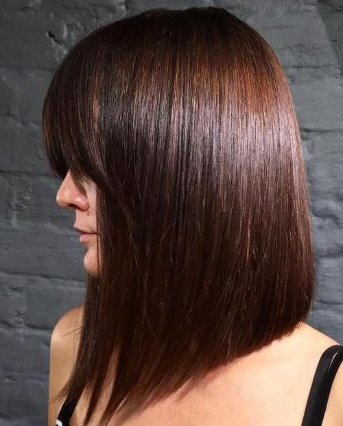 8 best bangs images on pinterest round faces hair cut and long hair