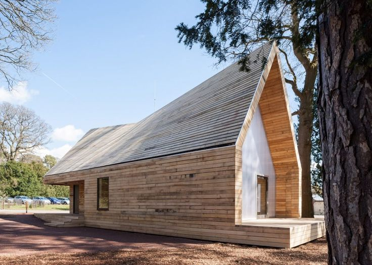 RIBA National Awards - Wolfson Tree Management Centre; Gloucestershire, England, by Invisible Studio