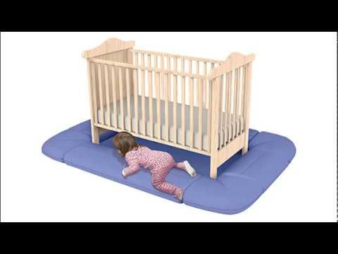 Give you & your little one the security you need for a good night's sleep.  A softer, safer landing. | Crowdfunding is a democratic way to support the fundraising needs of your community. Make a contribution today!